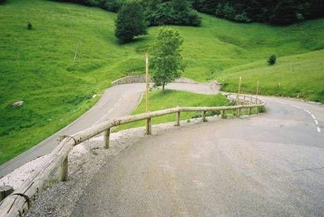 Col du Portet d'Aspet (Pyrénées) 1069m - 6km à  7% - maxi 11% depuis st Lary