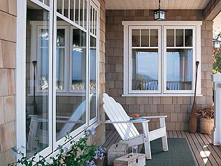 Waterfront Cottage Replacement Windows Dream Doors And