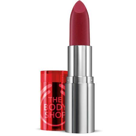 The Body Shop Colour Crush Lipstick Raspberry in Love