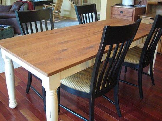Maple Kitchen Tables