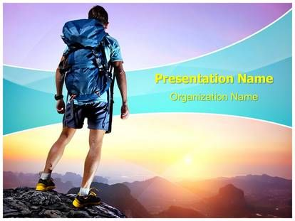 26 best travel powerpoint templates images on pinterest download editabletemplatess premium and cost effective tourist hiking adventure sports editable powerpoint template now toneelgroepblik Choice Image