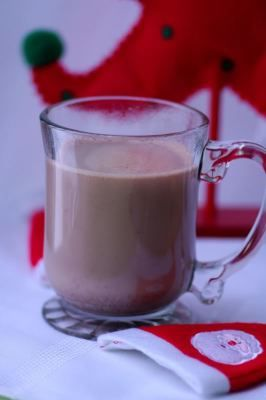 Fat Free Sugar Free Hot Chocolate Mix...made this, it's yummy. Used chocolate pudding and reduced stevia by 3/4.