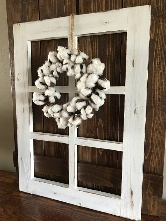 Farmhouse Window Frame Vintage Style 6 Panel Window Frame Ad Vintage Farmhouse Style Diy Farmhouse Decor Farmhouse Decor
