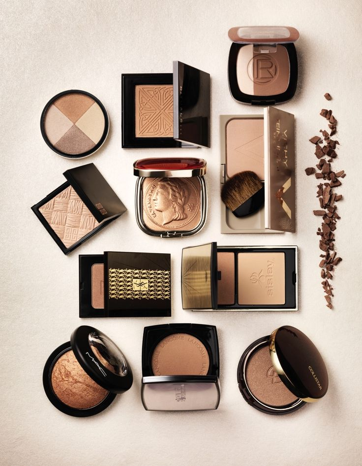 Beauty I Photography by Frank Brandwijk I 'Bronzer' 'Photography Stilllife Beauty Products, Makeup & Cosmetics'