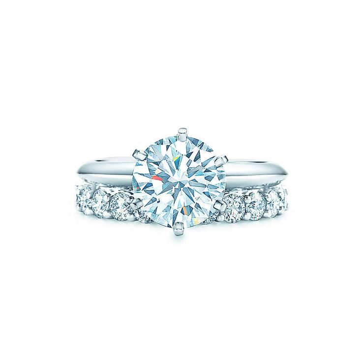 The TiffanyR Setting Rings