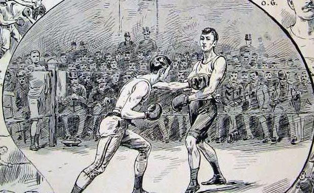 boxing, history