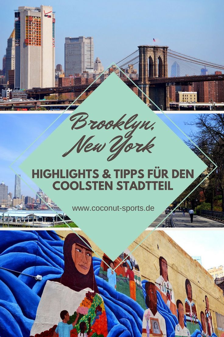 Brooklyn Sehenswürdigkeiten: Sightseeing und Things to do