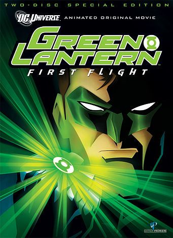 Green Lantern: First Flight | @ComicMangaEnt