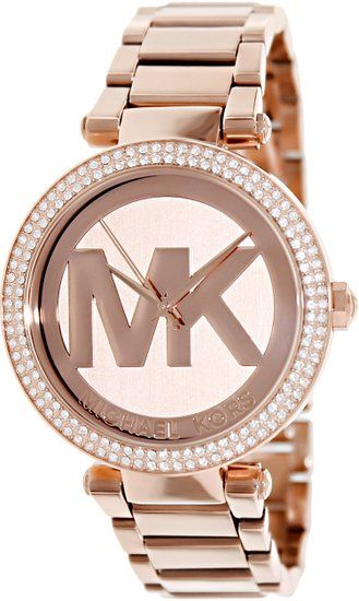 Michael Kors MK5865 Women's Watch. I love watches! It is bright, cute, and fashionable, this one looks great on my arm. It is good for all occasions. #Watch #MichaelKors  #bijoux, #bijouxfantaisiefemme, #montresfantaisies, #montresfemme