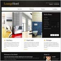 LoungeHotel Template   Website Design Alaska    #web #webdesign #WebsiteDesignAlaska   