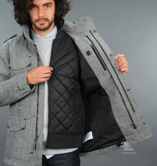 Nike Sportswear NSW M65 Storm-FIT 3-In-1 Jacket