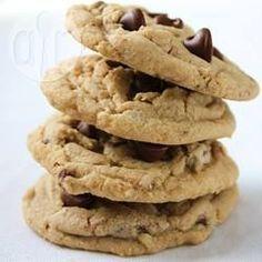 Rezeptbild: Weiche Chocolate Chip Cookies