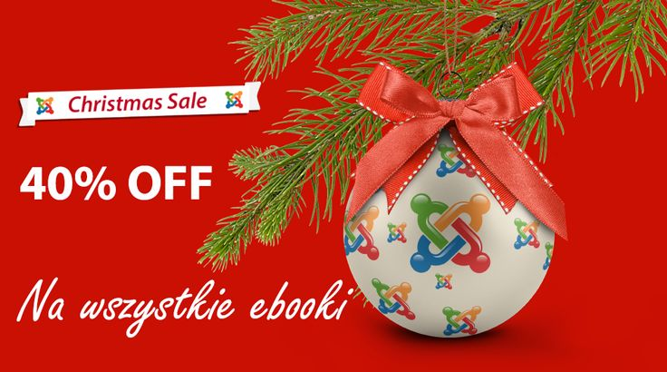Wspaniały prezent dla #JoomlaFan! Dostawa natychmiast po zakupie :-) http://bit.ly/slawop-wsp #slawopNET #KursJoomla #ZNE #Joomla