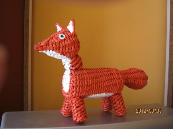 pletení v září