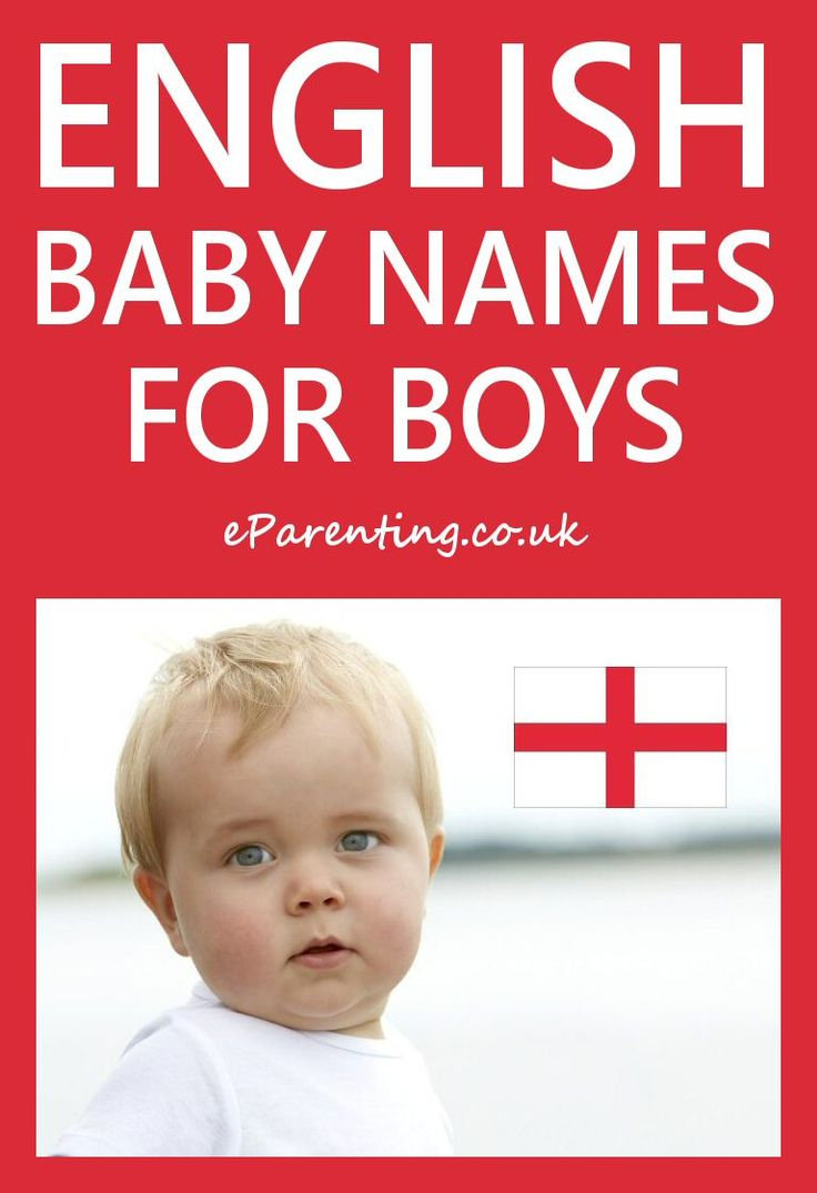 Traditional English boy's baby names to choose for your baby, with their meanings. Give your baby boy a name originating in England. #babynames #englishnames #englishbabynames #englishboysnames #ireland #stgeorgesday