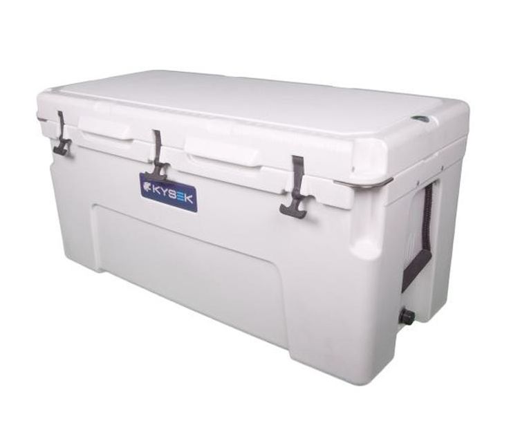 One rivalry that has been getting a lot of attention is the one between my chosen brand, which is certainly Yeti, the Trail coolers made by Ozark.