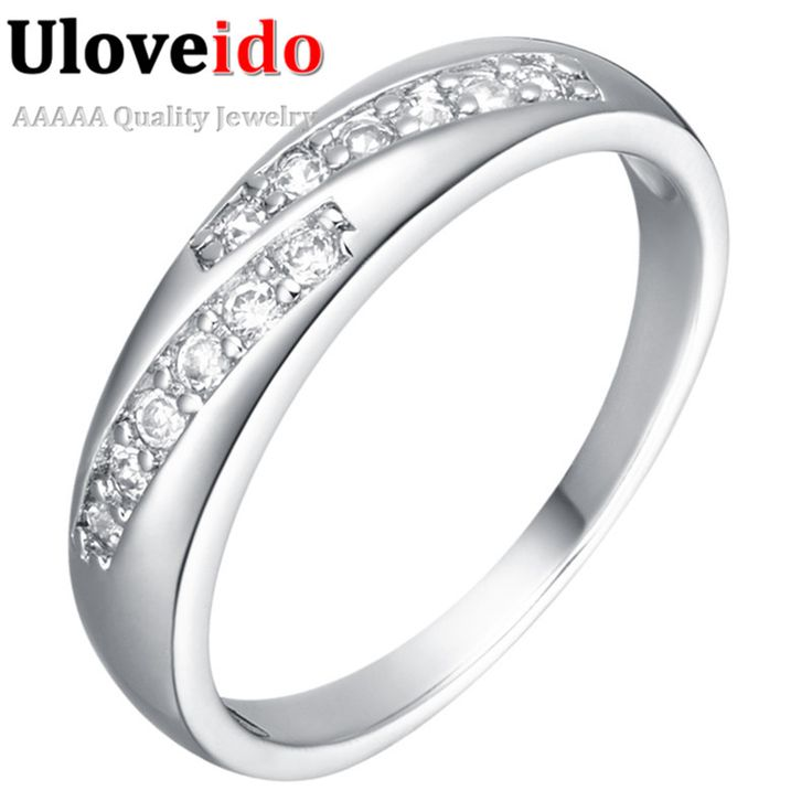 Find More Rings Information about 2015 New Rings For Women High Quilitys Simulated Diamond Jewelry White Gold plated Beautiful Wedding Accessories Ulove J257,High Quality ring coupon,China ring dc Suppliers, Cheap ring vacuum from Ulovestore Fashion Jewelry on Aliexpress.com