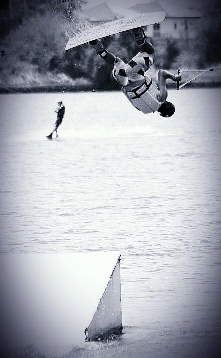 Tantrum - Cablewake session during my stay in Bangkok.