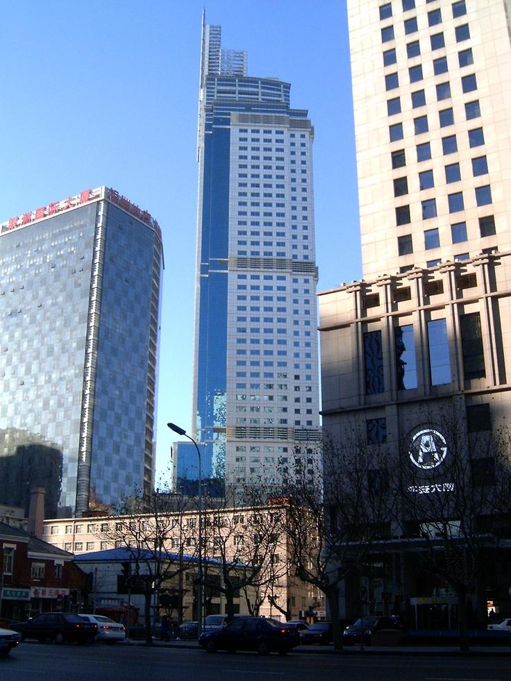 Dalian WTC, Dalian, China.