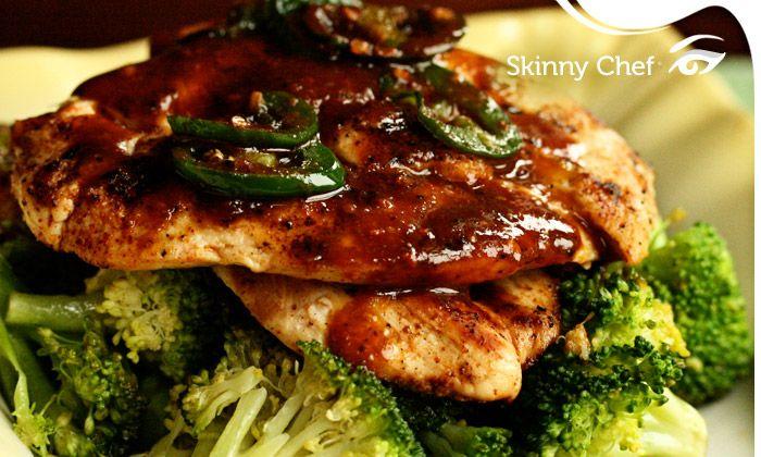 Goji Espresso Skinny Chef Superfood Sauce with Broccoli Chicken