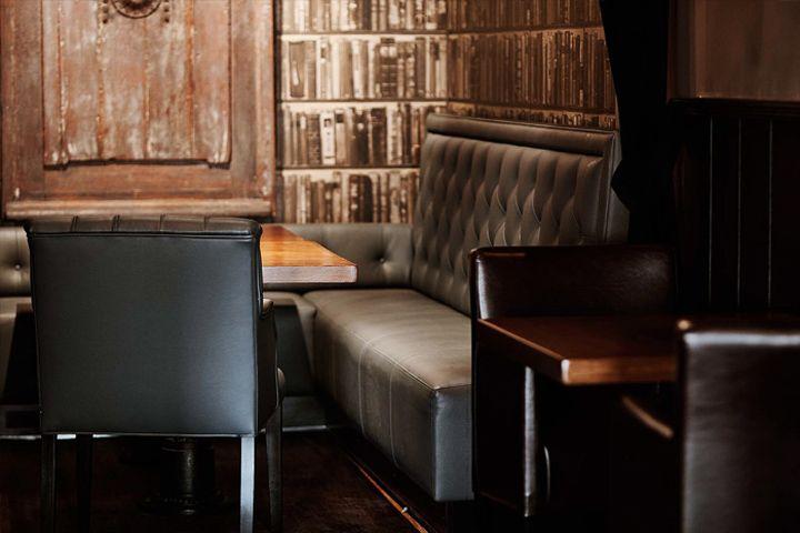Sofa bar & restaurant by 2kul, in Poland