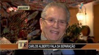 Carlos Alberto de Nóbrega revela o verdadeiro motivo da separação - YouTube