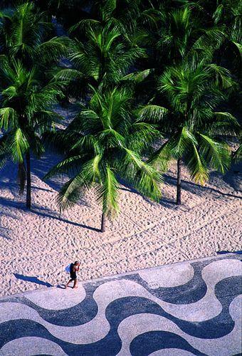 Copacabana – Rio de Janeiro, Brazil