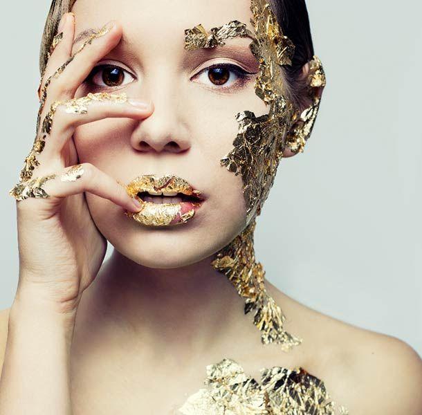 Golden Maharani Gold Leaf Facial at Thai Square Spa