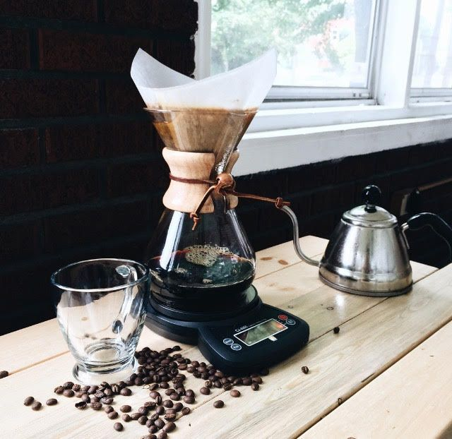Manual Drip Coffee Maker Chemex : Tasty Chemex coffee recipes on Pinterest Drip coffee, Espresso and French press