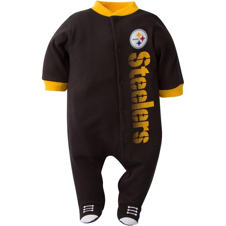 Steelers Baby Clothes Amazing 26 Best Pittsburgh Steelers Baby Images On Pinterest  Pittsburgh Design Ideas