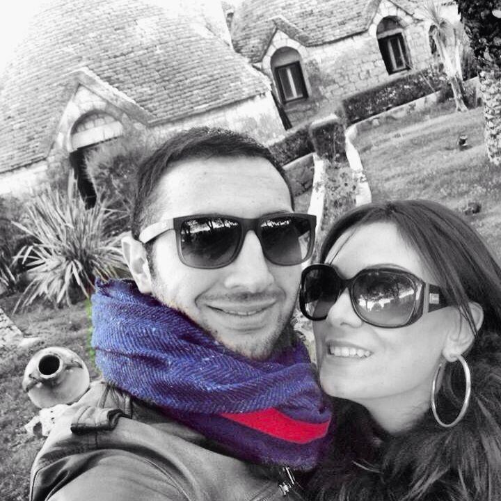Trulli Alberobello 8dic... Immacolate day