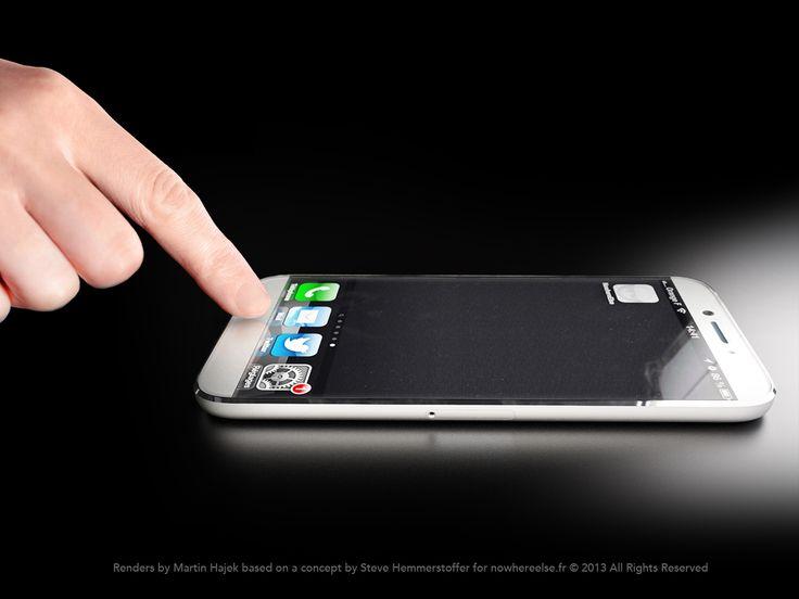 iPhone 6 et iPhone Plus par NWE et Martin Hajek