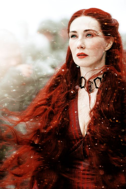 "stormbornvalkyrie: Melisandre | Game of Thrones 5.09 ""The Dance of Dragons"" {x}"
