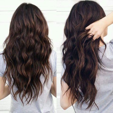 tonos-de-cabello-castanos-para-morenas (23) - Beauty and fashion ideas Fashion Trends, Latest Fashion Ideas and Style Tips