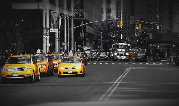 Yello Cab's