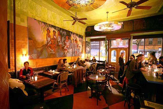 cafe latino bastille