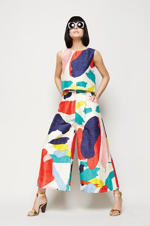 gorman Summer '14. I love this look but would be very limited with where I could wear it. So not totally sold on purchasing this one yet but will definitely be trying it on.