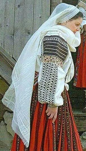 Romanian costume