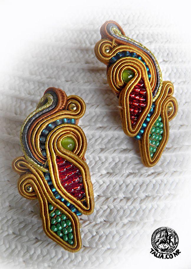 Summer 2014: earrings