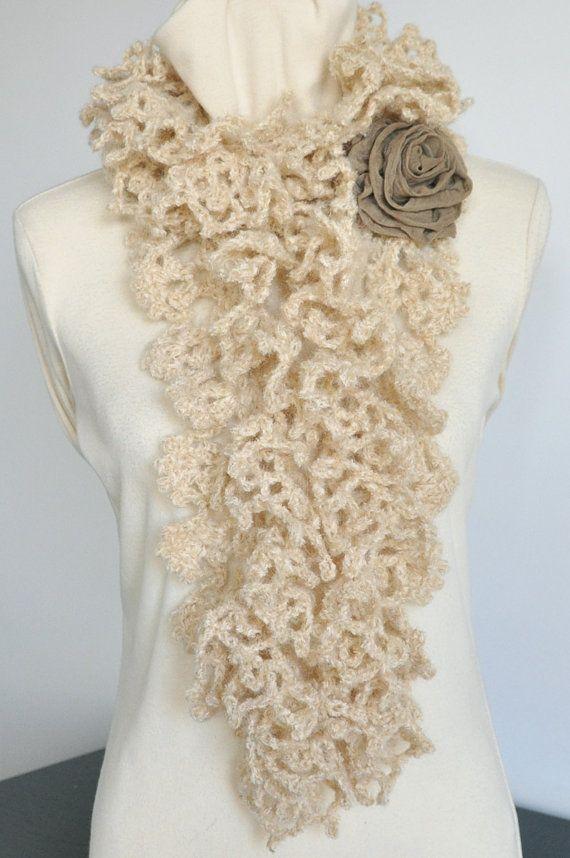 7 mejores imágenes de scarfs en Pinterest | Bufandas, Artesanías y ...