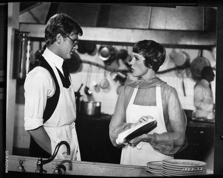 Vintage 1967 Julie Andrews James Fox Thoroughly Modern Millie Movie Still Photo