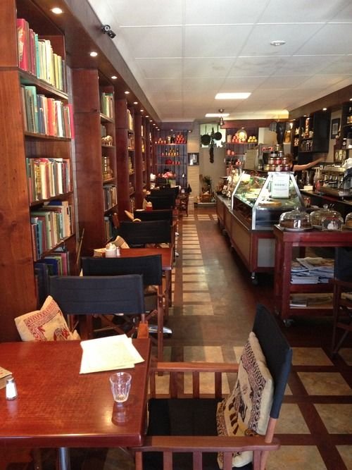 Elephant Boy. Cafe  in Bowral NSW. Books and eating ....YEAH :)