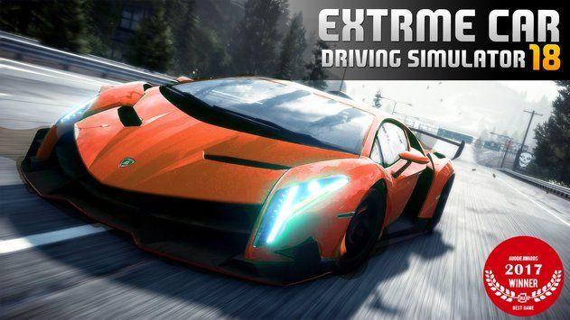 تحميل لعبة Extreme Car Driving Simulator محاكي قيادة السيارات
