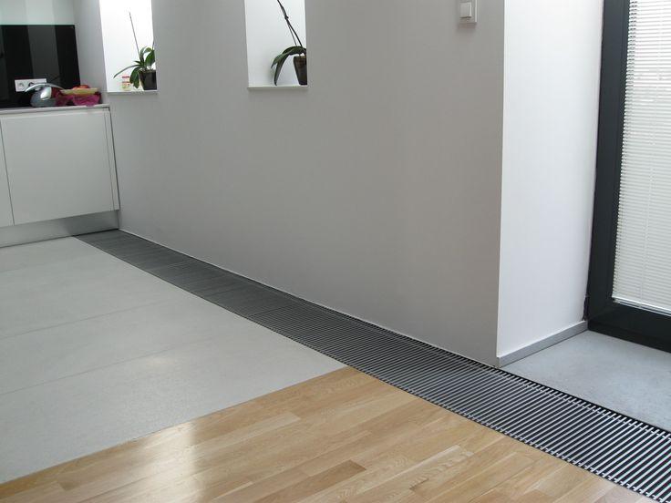 System ogrzewania kanałowego można stosować niezależnie od typu posadzki (parkiet, deski, panele, ceramika, wykładzina dywanowa, laminat, kamień)