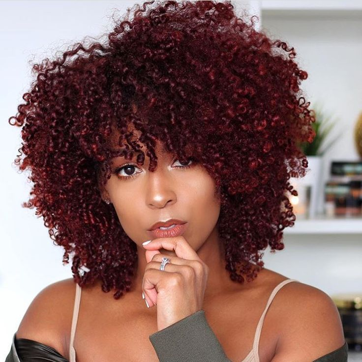 Wash Go Inspiration Swipe Left To See All Of Them Voiceofhair Brandilo Dyed Natural Hair Natural Hair Styles For Black Women Natural Hair Styles