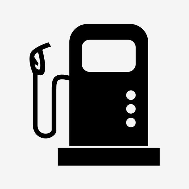 Vector Fuel Station Icon Fuel Petrol Pump Station Png And Vector With Transparent Background For Free Download Prints For Sale Icon Illustration Glyphs