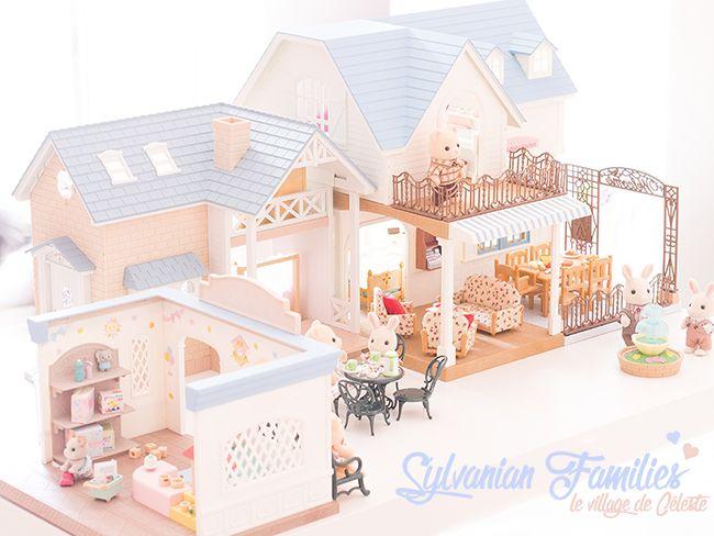 193 best sylvanian families images on pinterest. Black Bedroom Furniture Sets. Home Design Ideas
