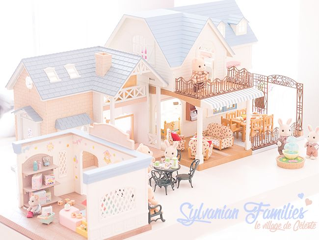 17 best ideas about sylvanian families on pinterest diy - Magasin maison de famille ...