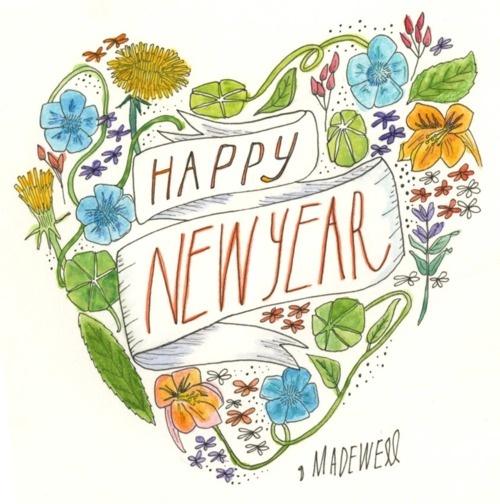 Happy New Year (Madewell)