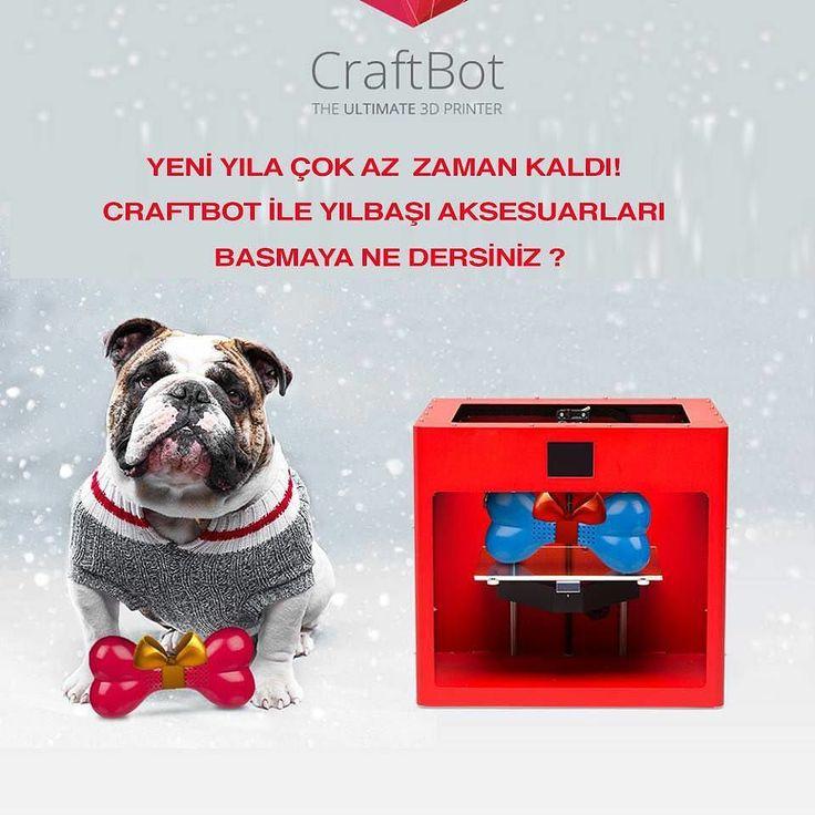 Something we liked from Instagram! Sizi de yeni yıl heyecanı sardı mı? #3dyazıcı #3dprinter #3boyutlubaskı #3d #3dbaski #3dprint #inovasyon #yazıcı #moda #sanat #art #havacılık #üretim #otomotiv #mimari #dekorasyon #modelleme #prototip #teknoloji #craftbot #yeniyıl #christmas #dekorasyon #yılbaşısüsü #yılbaşıağacı #yılbaşıdekorum by master.3d check us out: http://bit.ly/1KyLetq